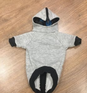 Курточка для маленькой собачки ~2 кг, р. S