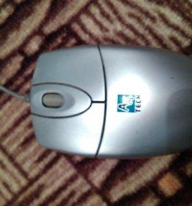 Продам компьютерную мышь