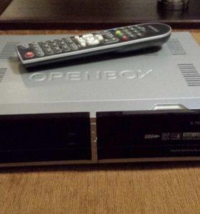 Спутниковый ресивер Openbox X-750PVR.