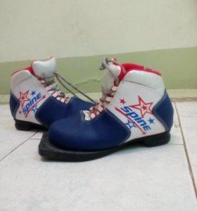 Лыжные ботинки(31)