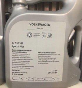 Масло моторное VW VAG Special Plus 5w40 5л.