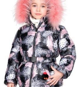Новый пуховик куртка зимняя