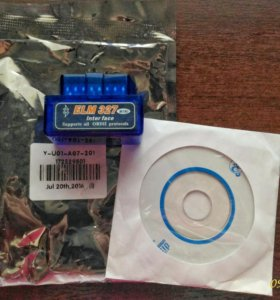 OBD SCANER ELM327 bluetooth mini