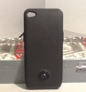Чехол-зарядник для iPhone 4 и 4s