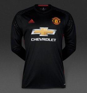 ⚽️Форма Манчестер Юнайтед черная