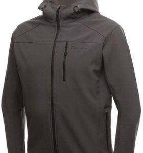 Черная непромокаемая Куртка-ветровка новая