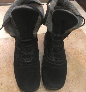 Ботинки RIKER зимние