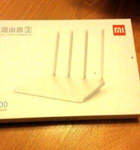 Роутер Xiaomi Mi WiFi router 3