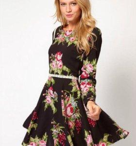Новое платье Floral