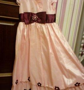 Платье р 122