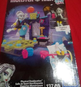 Конструктор MEGA BLOKS Monster High