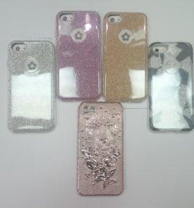Чехлы для iPhone 6-7