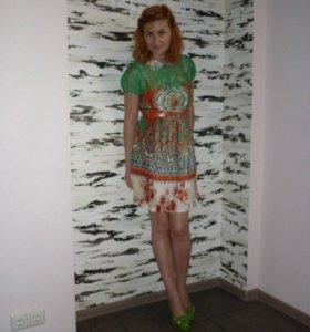 Платье, юбочки