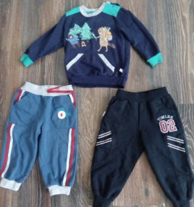 Одежда на мальчика 1-2 годика