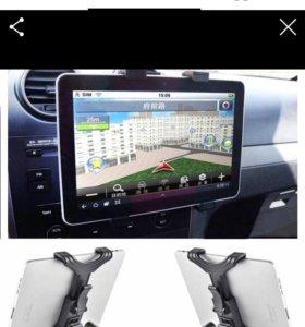 Держатель Автомобильный. для планшета.(новый)
