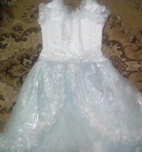 Платье-новогоднее