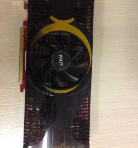 Nvidia GeForce GTS250 Palit 512MB