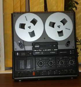 катушечный магнитофон PHILIPS 4504