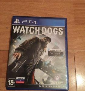 Игра watch_dogs PS4