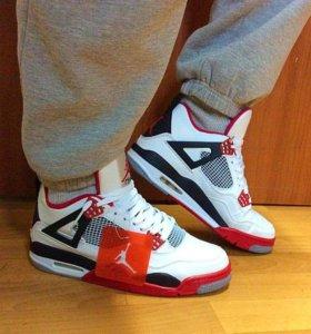 Кросовки Air Jordan 4 retro