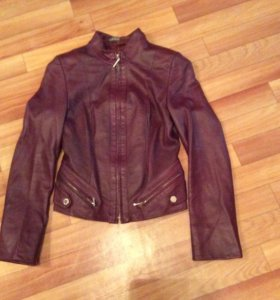 Куртка натуральная кожа Женская 40 размера