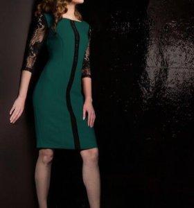 Новое праздничное платье 48р