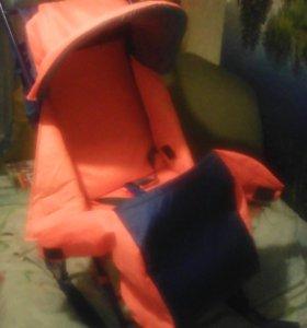 Санки коляска детские