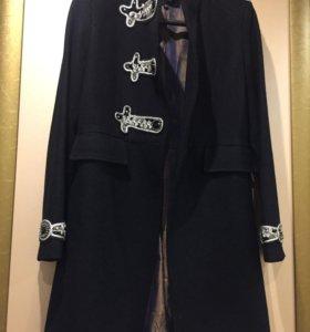 ✅Демисезонное пальто 100% шерсть+🎁Франция