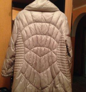 Куртка-пуховик новая