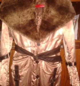 Отличная куртка на осень-зиму