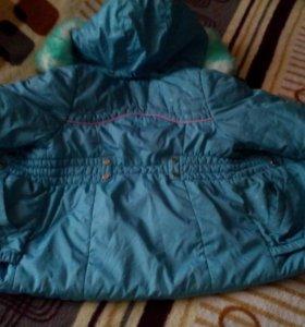 Куртка от 2- х лет