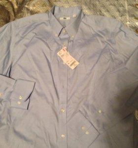 Uniqlo новая рубашка