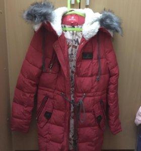 К зиме куртка тёплая
