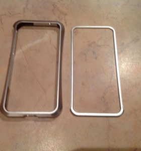 Металический бампер для iPhone 5s
