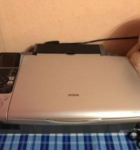 Мфу Epson Stylus CX5900
