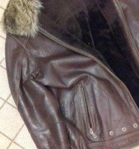 Мужск куртка зима.