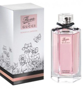 GUCCI FLORA BY GUCCI GORGEOUS GARDENIA 100 ML