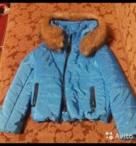 Продаю куртку 42-44