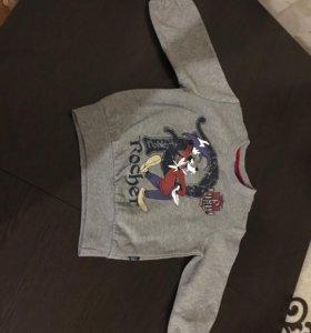 Новый свитер Original Marines