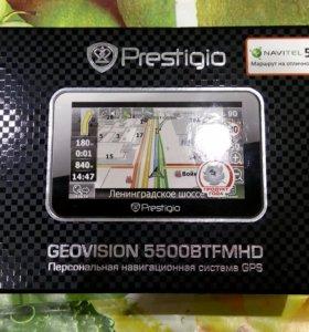 Prestigio GeoVision 5500