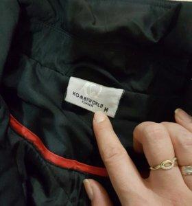 пиджак польто утепленное