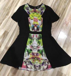 Дизайнерское платье из лимитированной коллекции