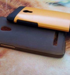 Чехлы и пленка на Asus Zenfone 5