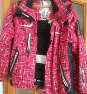 Куртка муж.зима