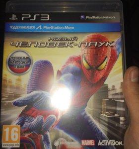 Новый человек паук ps3
