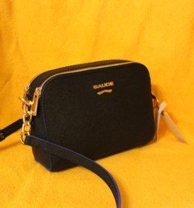 Новая сумочка оригинал Gaude milano из натуральной