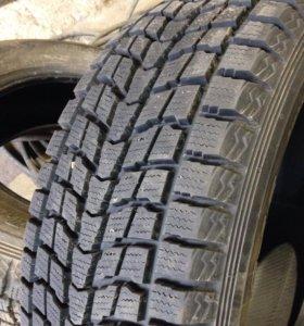 Шины зимние Dunlop grandtrek SJ6 245/65R17