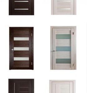 Межкомнатная дверь, все размеры и цвета