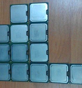 Процессоры Intel сокет 775