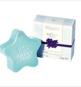Подарочное мыло с блестками